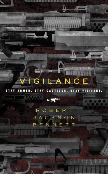 Cover of Vigilance
